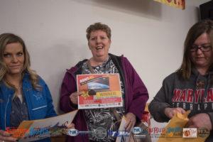 Rebecca McLaren wins the grand prize!