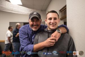 Bill Tibor and Luke Ghiardi - Best Buds!