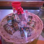 Pickled gift basket prize